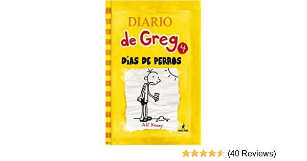 Días de perros (Spanish Edition) eBook: Jeff Kinney, Esteban Moran: Kindle Store