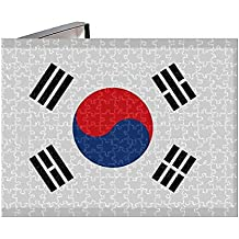 Media Storehouse 252 Piece Puzzle of Illustration of national flag and civil ensign of South Korea (13551463)