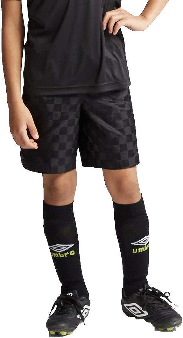 Umbro Boys Checkerboard Soccer Shorts