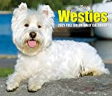 Just Westies 2021 Box Calendar (Dog Breed Calendar)