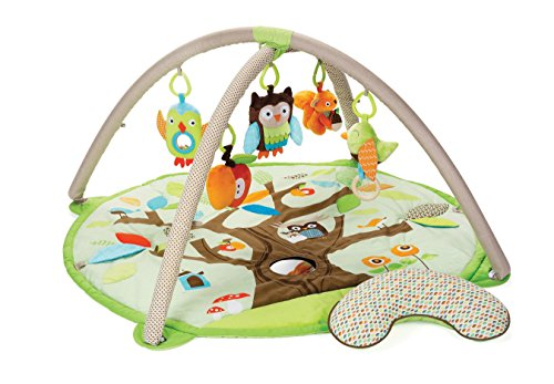 Skip Hop Treetop Friends Activity Gym Spielmatte