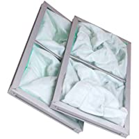 WEN 90243-026-2 1-Micron Inner Air Filters, 2-Pack (for the WEN 3410 Air Filtration System)