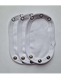 Baby Bodysuit / Onesie Extenders ( Pack of 3) BOBEBE Online Baby Store From New York to Miami and Los Angeles