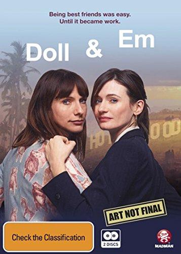 Doll & Em (6 Episodes) ( Doll and Em ) [ NON-USA FORMAT, PAL, Reg.0 Import - Australia ]