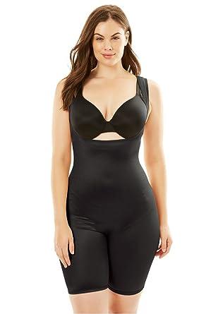 08664972ed8c0 Secret Solutions Women s Plus Size Body Shaper at Amazon Women s ...