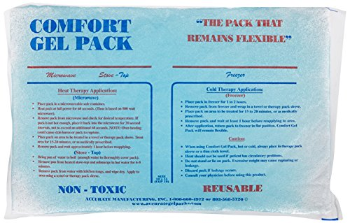 Comfort Gel Pack (10x15 Size) (Heat Reusable Gel Pack)