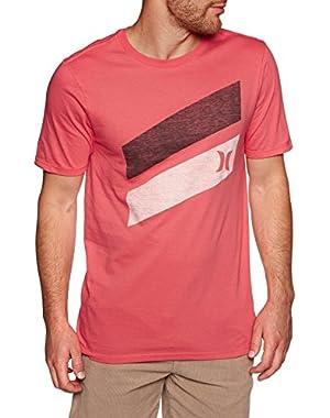 Icon Slash Push Through Short Sleeve T-Shirt