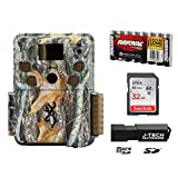 Browning Strike Force HD PRO Trail Game Camera Complete Plus Package Includes 32GB