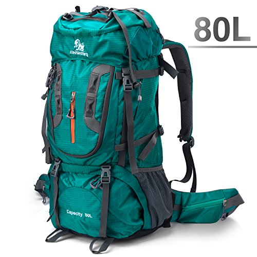 Acko 80Liters Internal Frame Backpack High-Performance Backpack travel Outdoor Mountaineering Bag for Backpacking, Hiking, Camping, Hunting, Travel, and Outdoor Sports