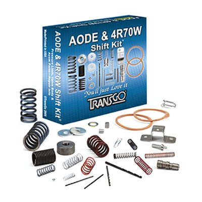 Amazon Com Transgo Sk Aode 4r70w 4r75w Transmission Shift Kit Fits