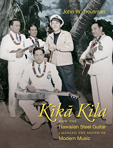 Kika Kila: How the Hawaiian Steel Guitar Changed the Sound of Modern (Opi Peach)