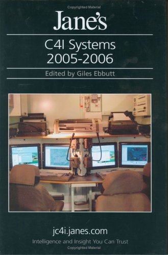 Read Online Jane's C41 Systems 2005-06 (Jane's C4isr and Mission and Systems) pdf