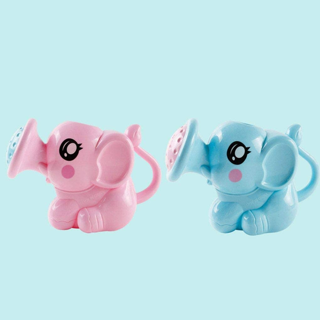 Color al Azar F-blue Pulverizar reci/én Nacido pl/ástico Elefante regadera Juguetes para el ba/ño nataci/ón del beb/é ba/ño Ducha Herramienta Agua Juguetes
