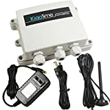 KT-G2 USA 4G GSM AUTO Relay Switch 12V Remote Control Box Wireless Gate Opener 4CH Output 10A Relay Contact(WiFi LAN+SMS+APP Simple Programming)