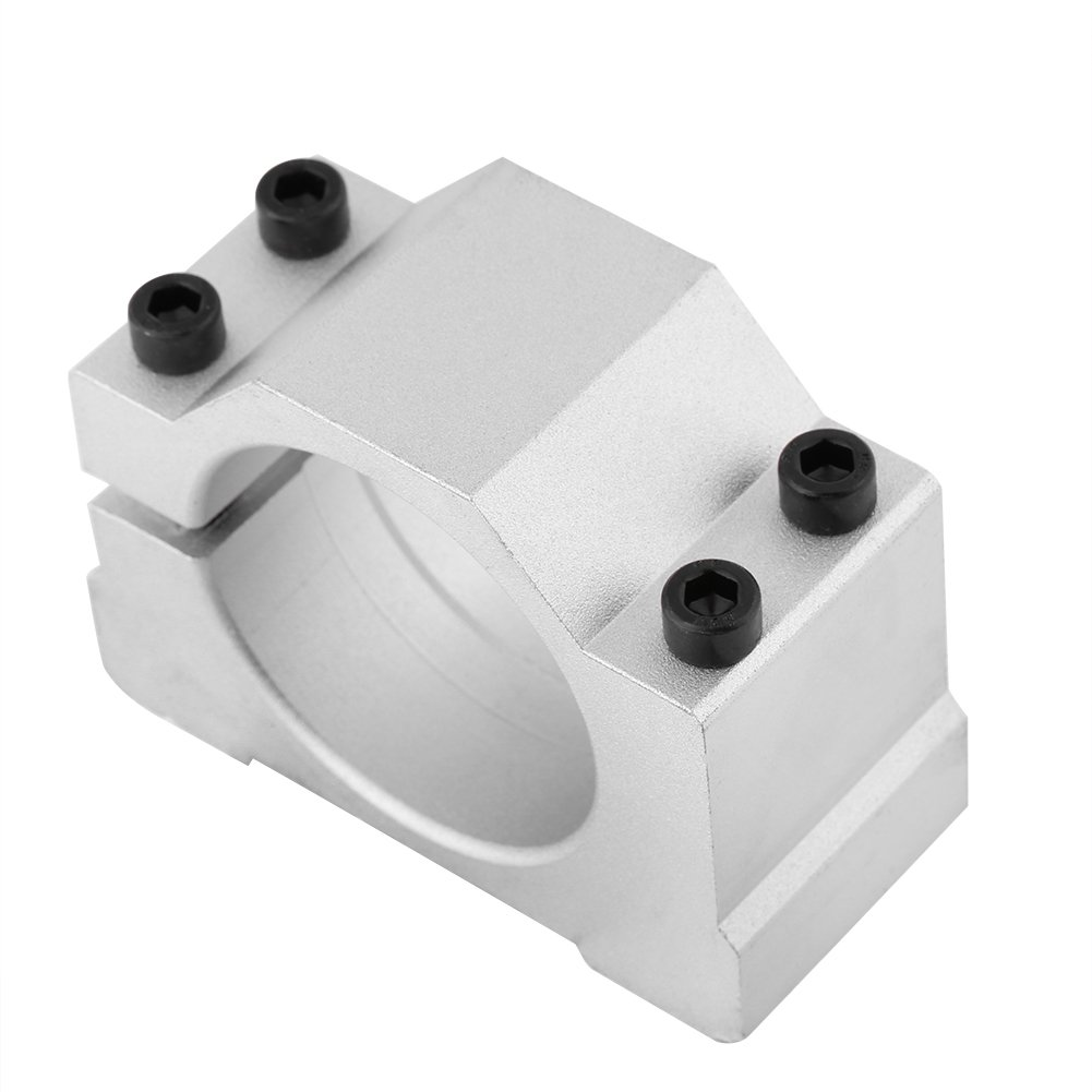 Great Replacement Clamp Bracket Engraving Machine Bracket Clamp Motor Holder 3D Printing Accessories 52MM