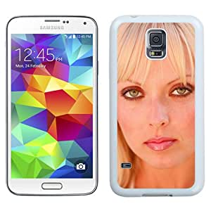 Unique Designed Cover Case For Samsung Galaxy S5 I9600 G900a G900v G900p G900t G900w With Jana Cova Girl Mobile Wallpaper (2) Phone Case