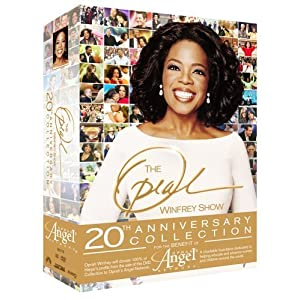 Oprah Winfrey 20th Anniversary Collection 6 disc over 17 hours (1986)