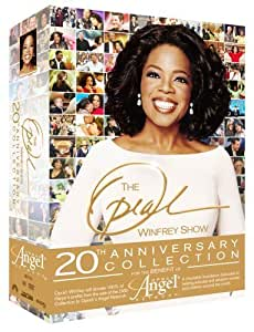 Oprah Winfrey 20th Anniversary Collection 6 disc over 17 hours