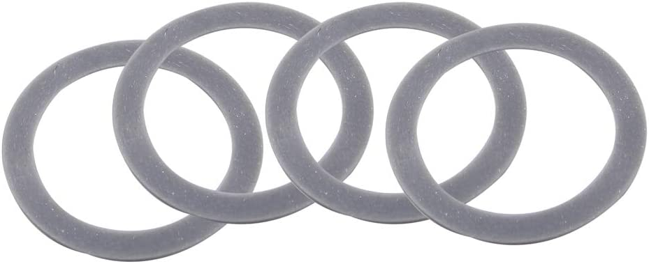 Joyparts 4 PCS Replacement Parts Sealing Ring Gaskets O-ring Gasket Seal O-Gasket Rubber for Oster and Osterizer Blender