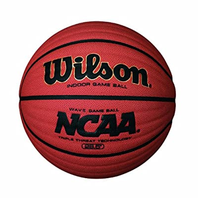 Wilson Sporting Goods NCAA Wave Indoor Game Basketball