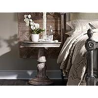 Hooker Furniture True Vintage Bedside Table in Light Wood