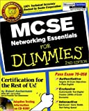 MCSE Networking Essentials for Dummies, Arla Aschermann, 0764506145