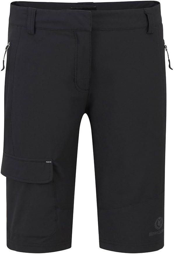 Henri Lloyd 2016 Ladies Element Shorts Black Y10170
