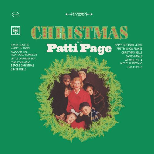 Patti Page Christmas Songs - Christmas Bells