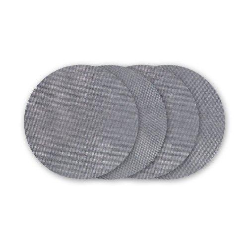 3 opinioni per 25 Dischi abrasivi in velcro MENZER per levigatrice per muri e levigatrice a