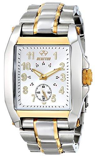 - REACTOR Men's 95102 Fusion 2 Analog Watch