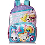 Shopkins Girls' Sprinkle Party Backpack, Blue
