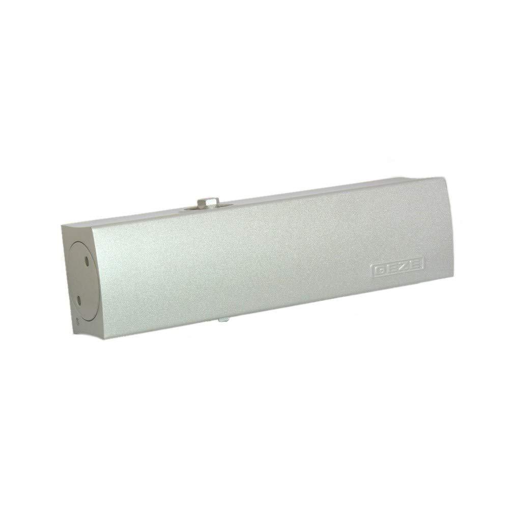 Montageplatte und Gleitschiene T/ürschli/ßer Geze GEZE T/ürschlie/ßer TS5000 in Silber Komplettpaket inkl