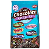 fifth avenue candy bar - Mars Chocolate, Variety Pack Candy Bars, Minis Size, 40 Oz 3 Packs (3 count)