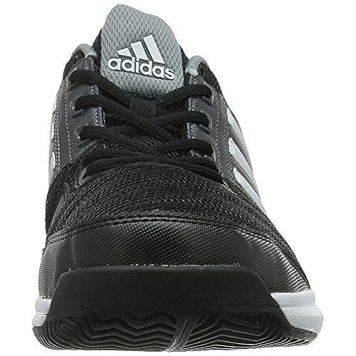 new concept 01f2d dde8f Adidas - Barricade Approach - Derby homme, marron (Core BlackFtwr White