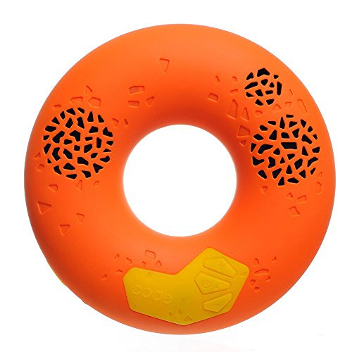 Donut Portable Bluetooth Orange Speakerphone