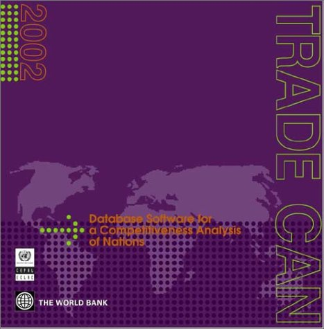 TradeCAN 2002 by World Bank Publications