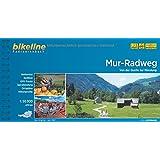 Bikeline Radtourenbuch, Mur-Radweg: Von der Quelle nach Bad Radkersburg. Ein original bikeline-Radtourenbuch und Karte, 475 km, 1:50 000, wetterfest/reißfest, GPS-Tracks Download
