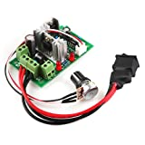 Generic 6V-30V 12V 24V 6A Reversible Pulse Width Modulator PWM Motor Speed Controller Regulator
