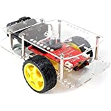 GoPiGo3 Robot Base Kit for STEM Learning with the Raspberry Pi