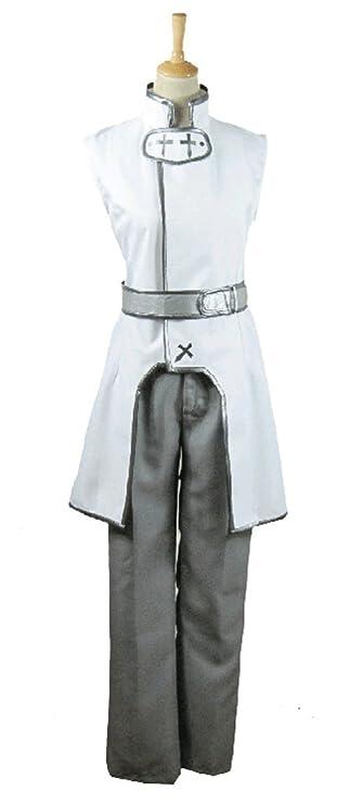 Sword Art Online Caballeros de la Sangre Uniforme KIRITO blanco ...