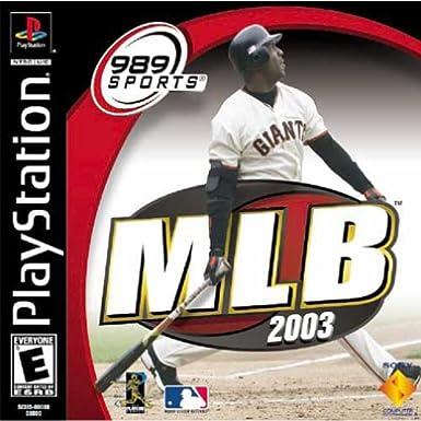 MLB 2003 [PlayStation]