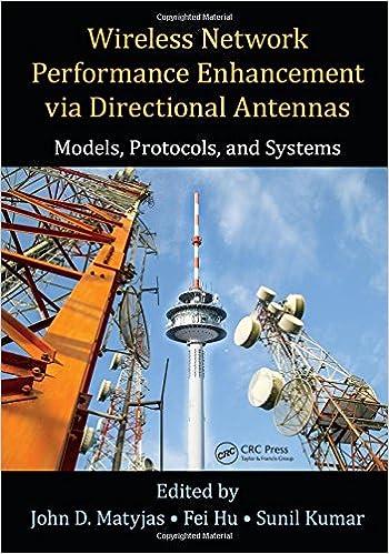 Wireless Network Performance Enhancement via Directional ...