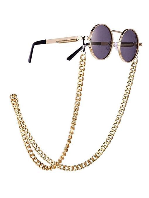 genialkiki Cadena de Gafas de 10 Paquetes para Mujeres Gafas ...
