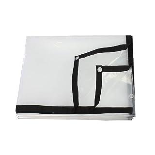 Tarp da Esterno in Plastica Impermeabile per Esterni in Lattina di Tarpaulin (Dimensioni : 3X3m)