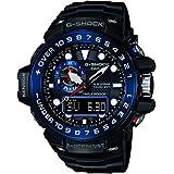 Casio - GWN-1000B-1BER - Montre Homme - Quartz - Digitale - Bracelet Résine noir