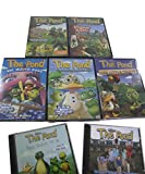 Life at the Pond 7-Pack DVD/CD Bundle - Teach Your Kids Biblical Values, Virtues, and Character: Love Your Enemies, Love Your Neighbor, Faith, Responsibility and Priority