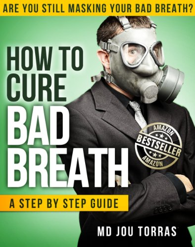 How Cure Bad Breath Guide ebook product image