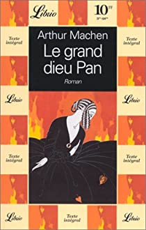 Le grand dieu Pan par Machen