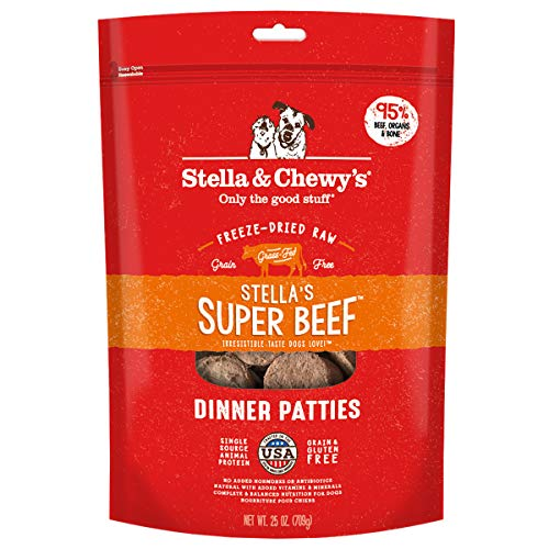 Stella & Chewy's Freeze-Dried Raw Stella's Super...