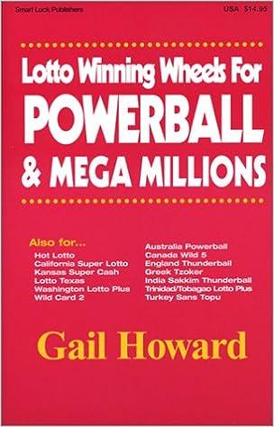 Buy Lotto Winning Wheels for Powerball & Mega Millions Book